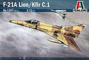 LAF-KFIR C2/F-21 Lion  (Vista 1)