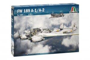 FW 189 A-1/A-2  (Vista 1)