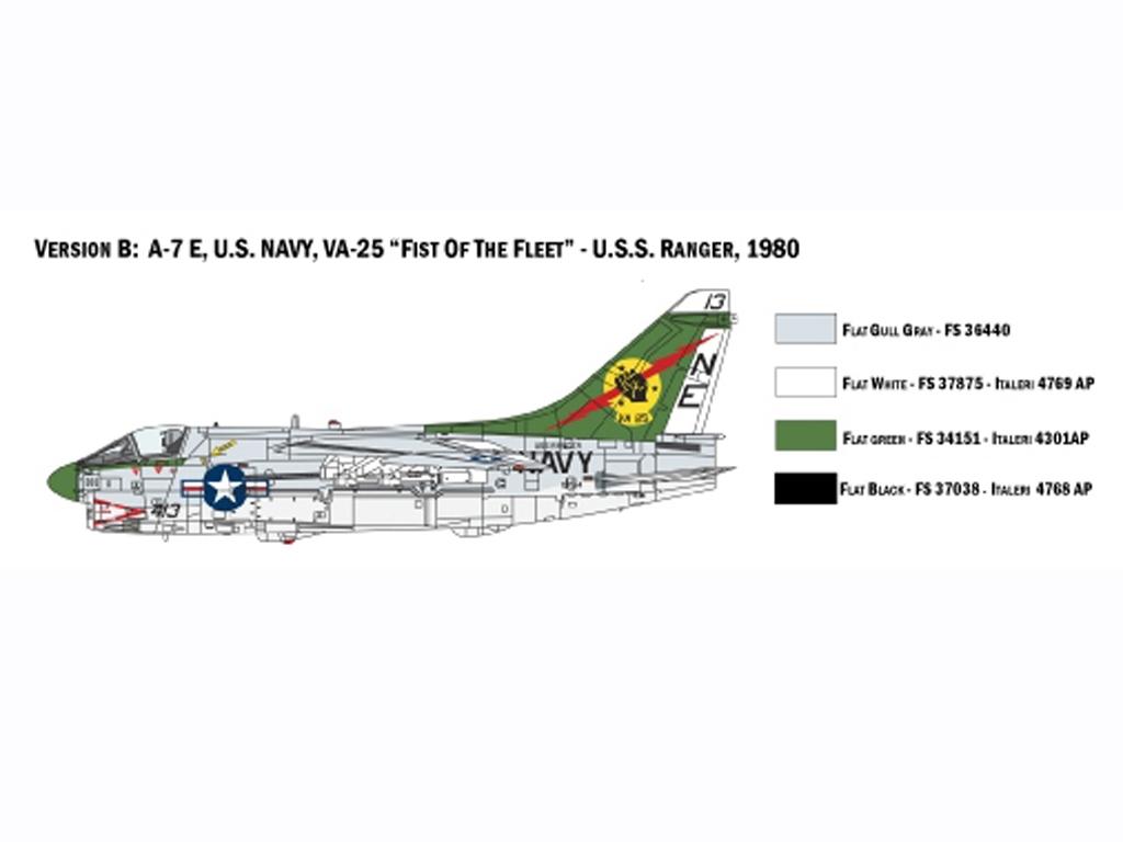 A-7E Corsair II  (Vista 4)