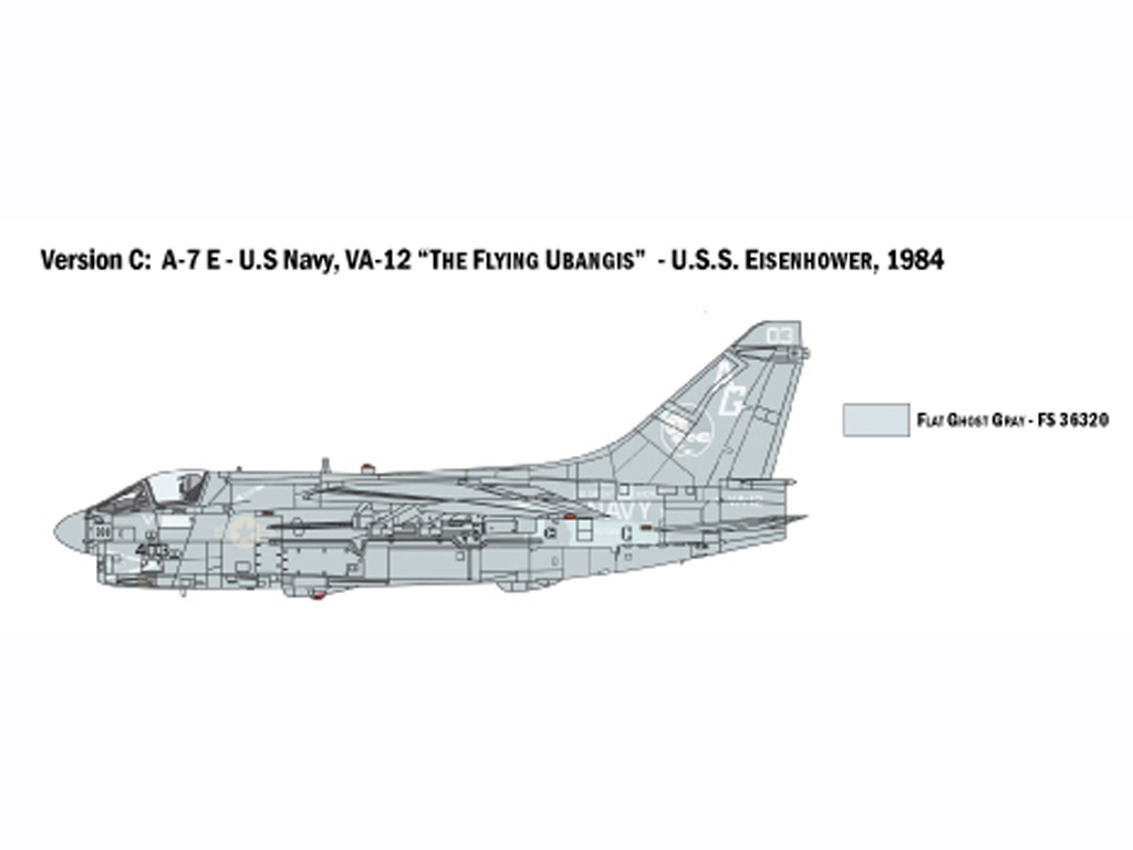 A-7E Corsair II  (Vista 5)