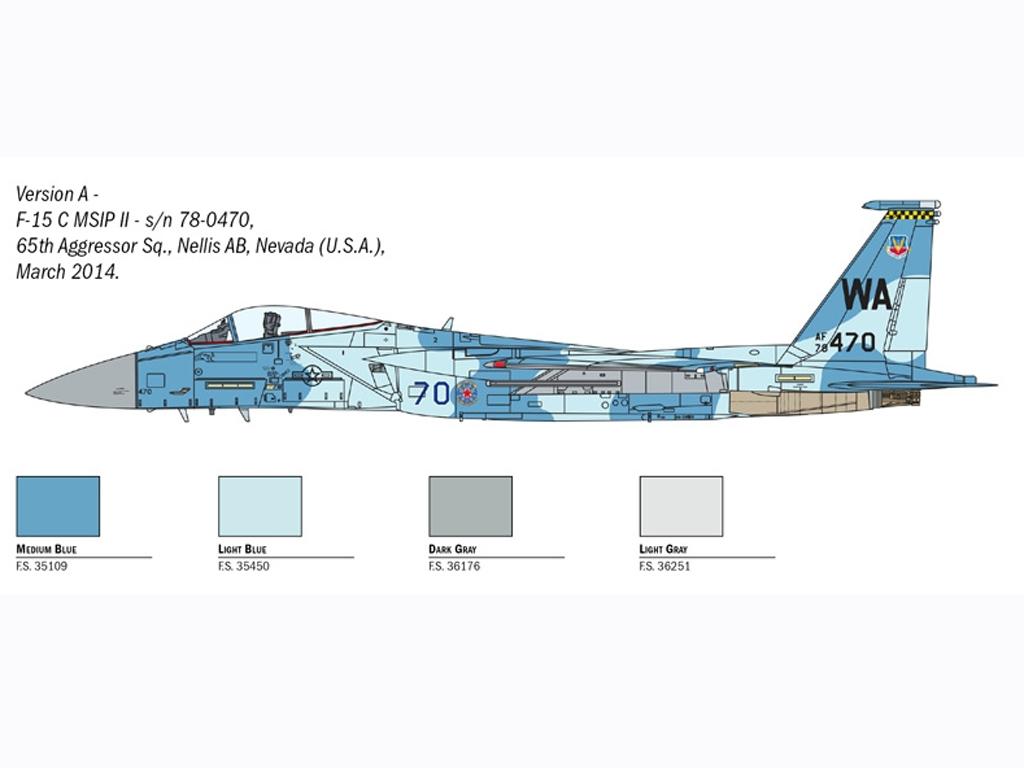 F-15 Eagle  (Vista 3)