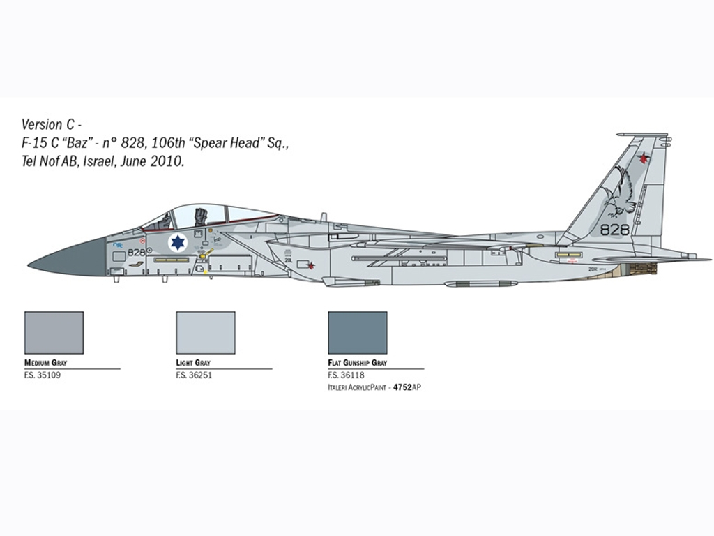 F-15 Eagle  (Vista 5)
