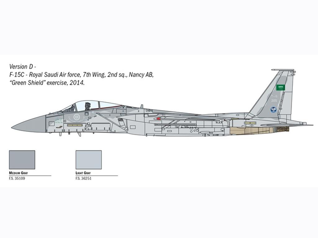 F-15 Eagle  (Vista 6)