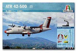 ATR 42-500  (Vista 1)