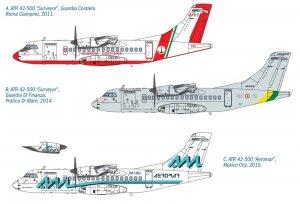 ATR 42-500  (Vista 3)