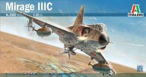 Mirage IIIC  (Vista 1)