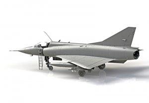 Mirage IIIC  (Vista 2)