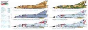 Mirage IIIC  (Vista 6)