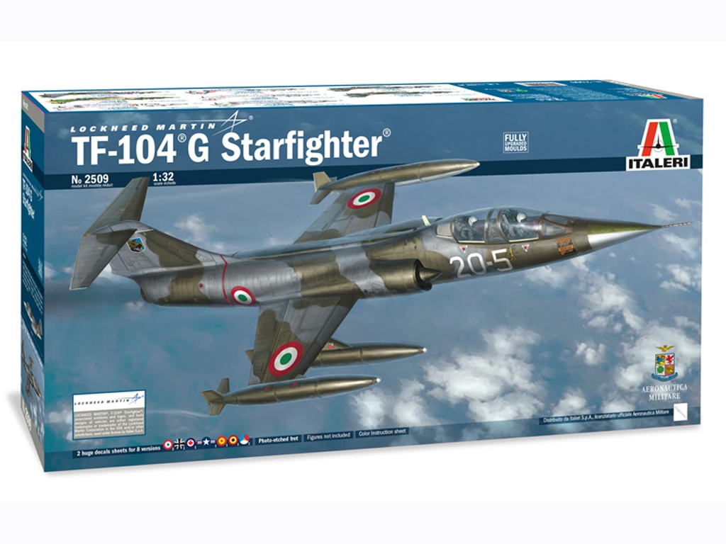TF-104G Starfighter  (Vista 1)