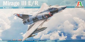 Mirage III  E/R  (Vista 1)