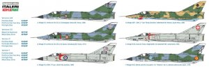 Mirage III  E/R  (Vista 4)