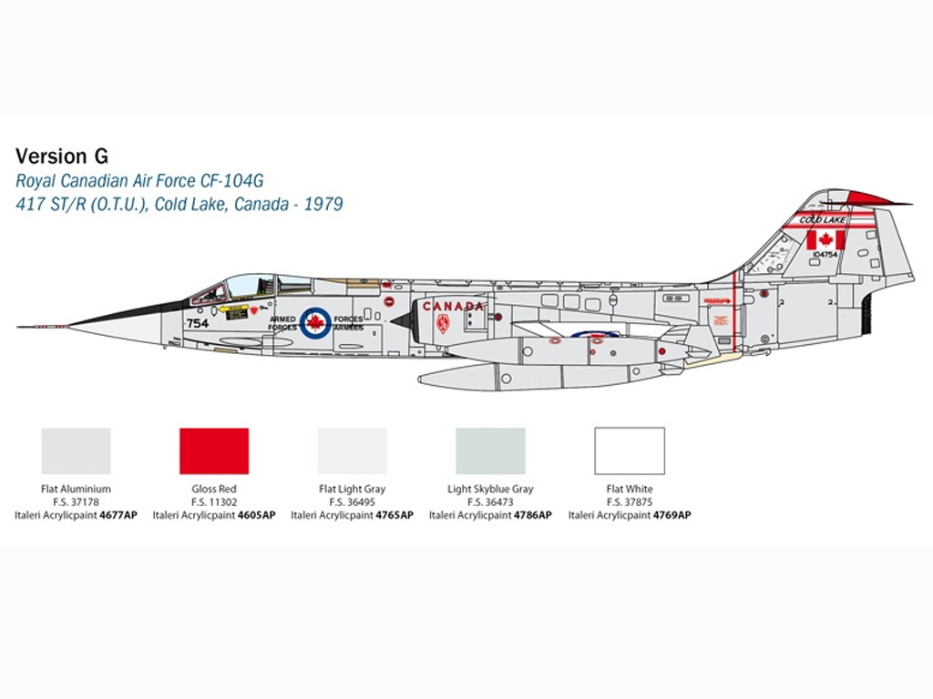 F-104 STARFIGHTER G/S - Upgraded Edition  (Vista 10)
