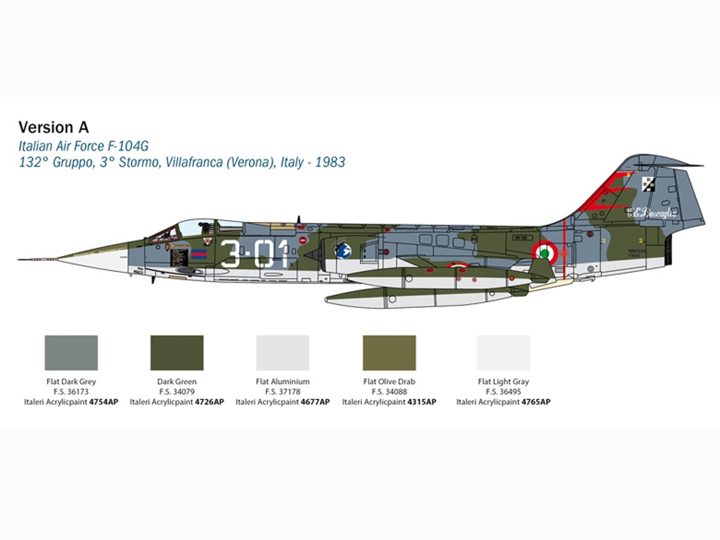 F-104 STARFIGHTER G/S - Upgraded Edition  (Vista 4)