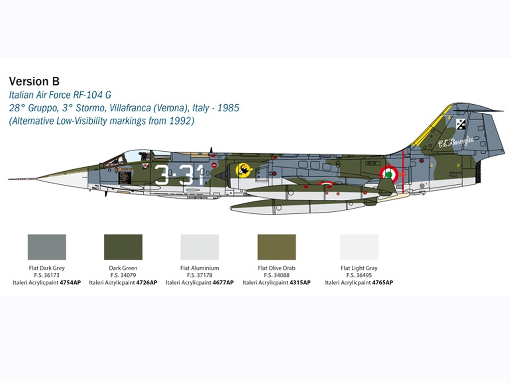 F-104 STARFIGHTER G/S - Upgraded Edition  (Vista 5)