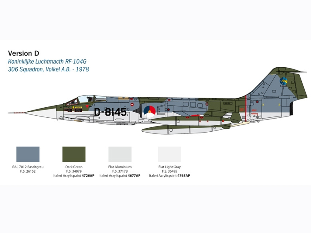 F-104 STARFIGHTER G/S - Upgraded Edition  (Vista 7)