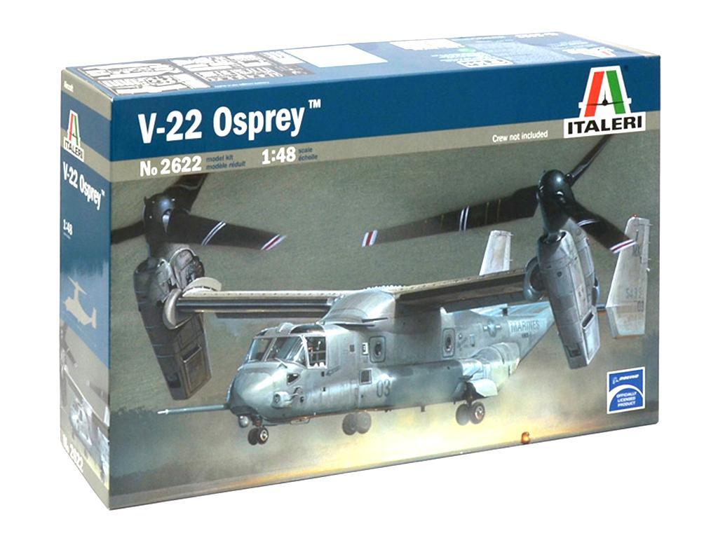 V-22 Osprey  (Vista 1)