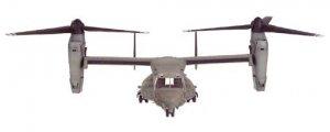 V-22 Osprey  (Vista 3)