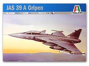 JAS 39 A Gripen  (Vista 1)