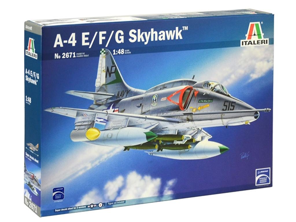 A-4E/F Skyhawk  (Vista 1)