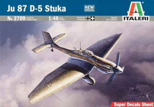 Ju 87 D-5 Stuka  (Vista 1)
