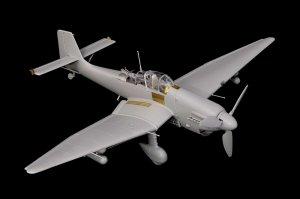 Ju 87 D-5 Stuka  (Vista 2)