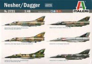 Nesher / Dagger  (Vista 1)