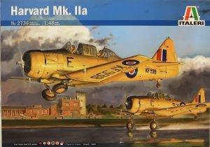 Harvard Mk.IIA  (Vista 1)