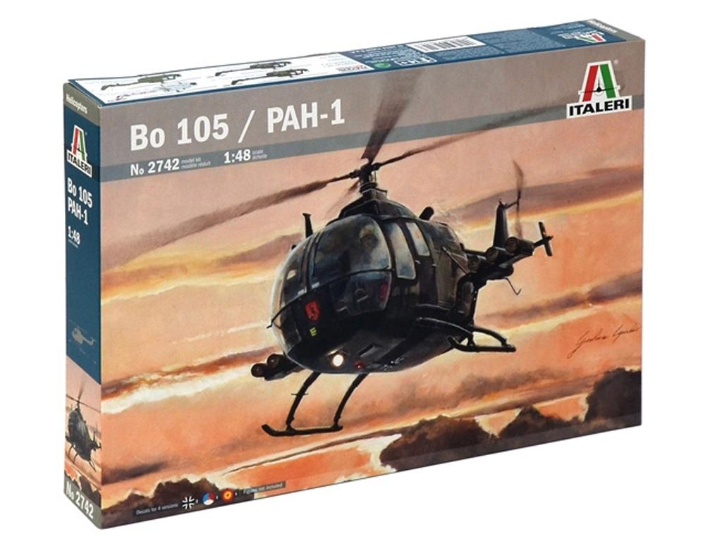 BO 105 / PAH-1  (Vista 1)