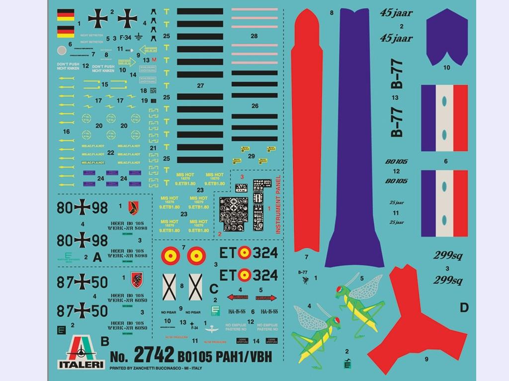 BO 105 / PAH-1  (Vista 2)