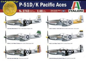 P51 D / K Pacific Aces  (Vista 1)