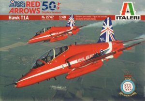 Hawk T1A Red Arrows 50 display seasons  (Vista 1)