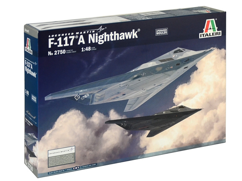 F-117 A Nighthawk  (Vista 1)
