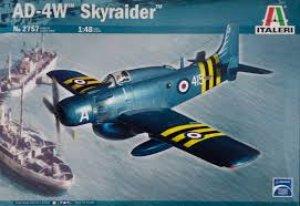 AD-4W Skyraider  (Vista 1)