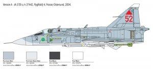 Saab JA 37 Jaktviggen  (Vista 3)