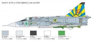 Saab JA 37 Jaktviggen  (Vista 4)