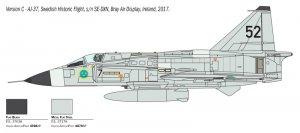 Saab JA 37 Jaktviggen  (Vista 5)