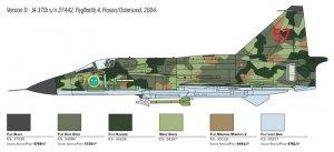 Saab JA 37 Jaktviggen  (Vista 6)