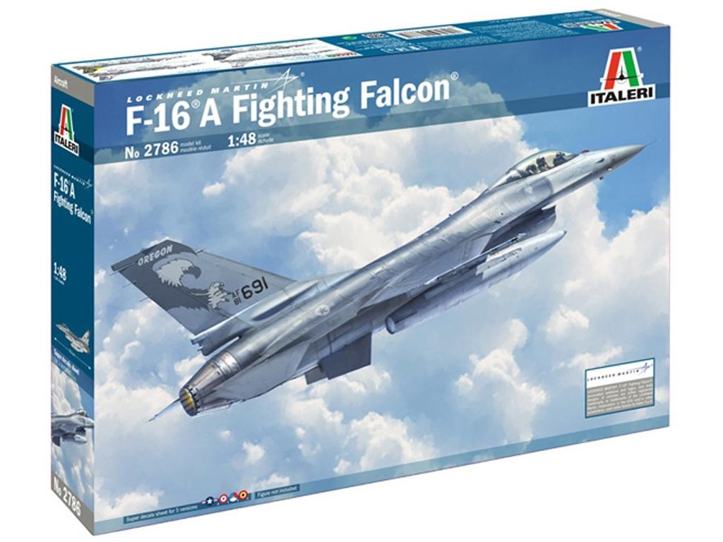 F-16 A Fighting Falcon  (Vista 1)