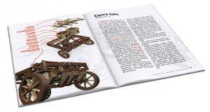 Carro autopropulsado, Leonardo Da Vinci  (Vista 2)