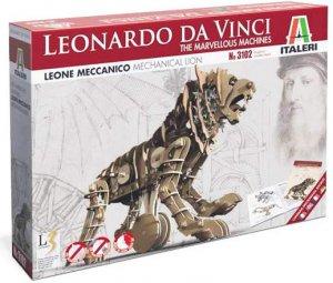 Leon mecanico  (Vista 1)