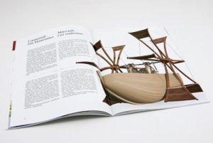 Bote con ruedas de Palas, Leonardo Da Vi  (Vista 3)