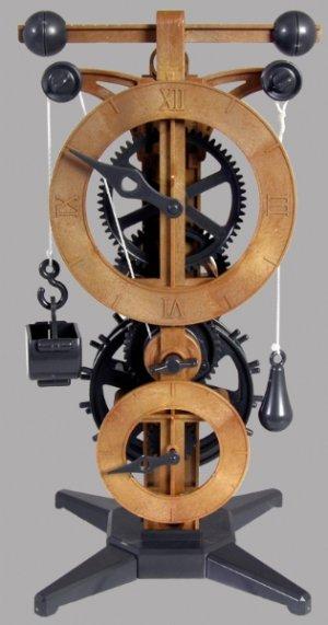 Reloj Da Vinci  (Vista 2)