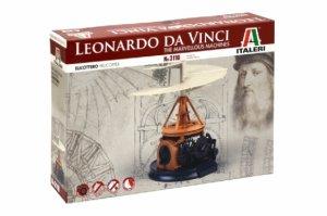 Helicoptero - Leonardo Da Vinci  (Vista 1)