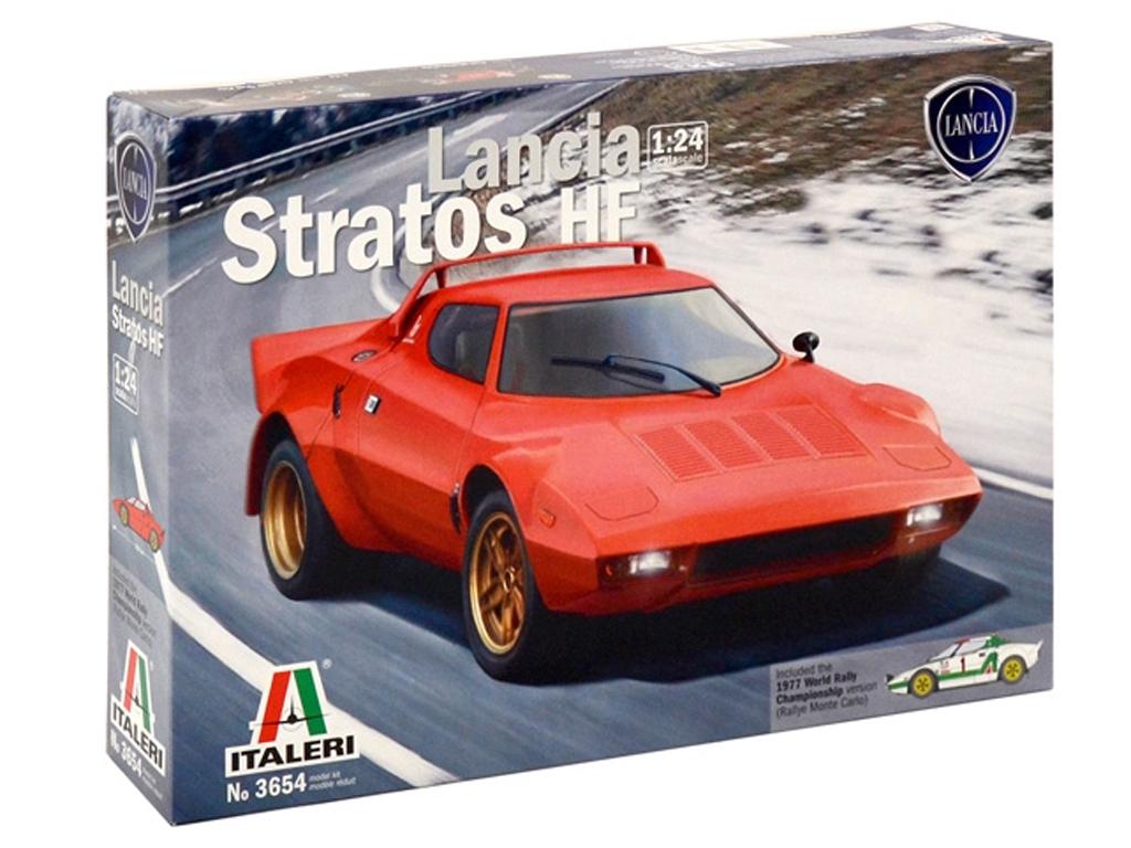 Lancia Stratos  (Vista 1)