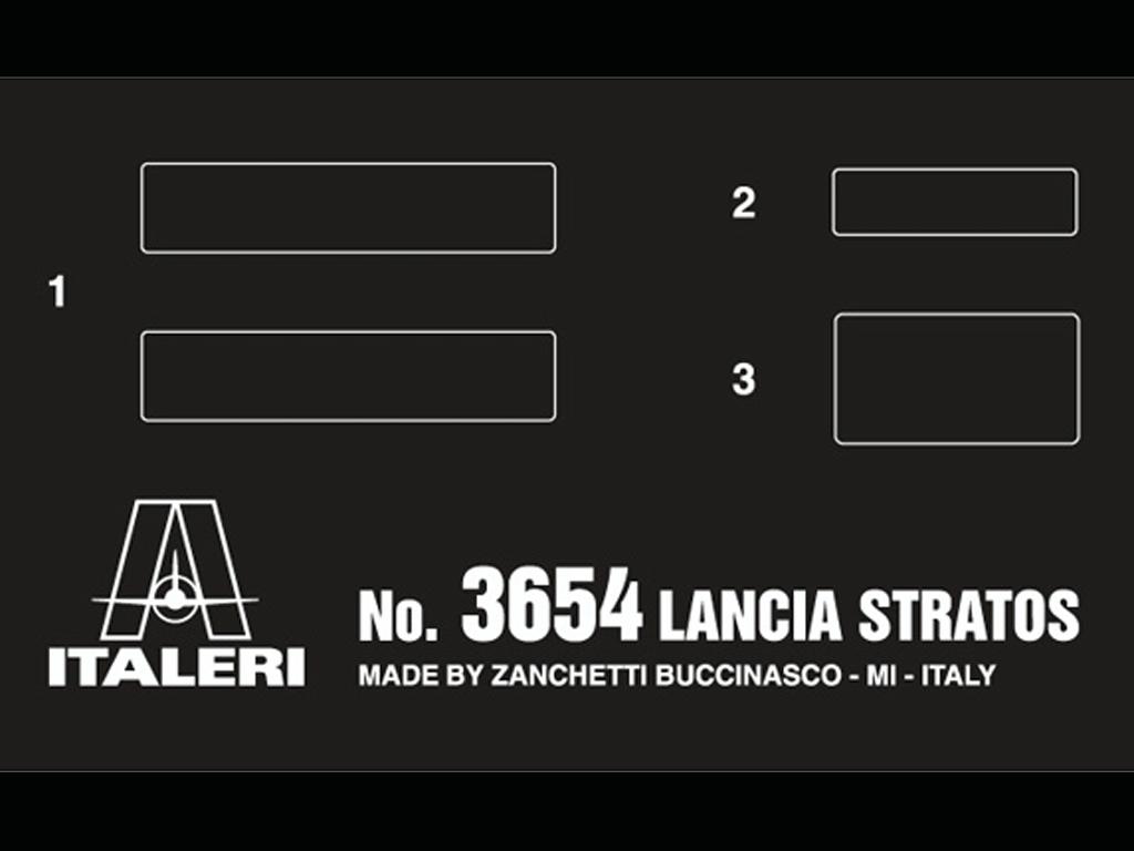Lancia Stratos  (Vista 3)