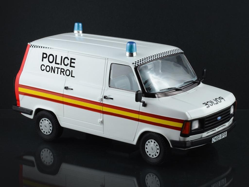 Ford Transit UK Police  (Vista 2)