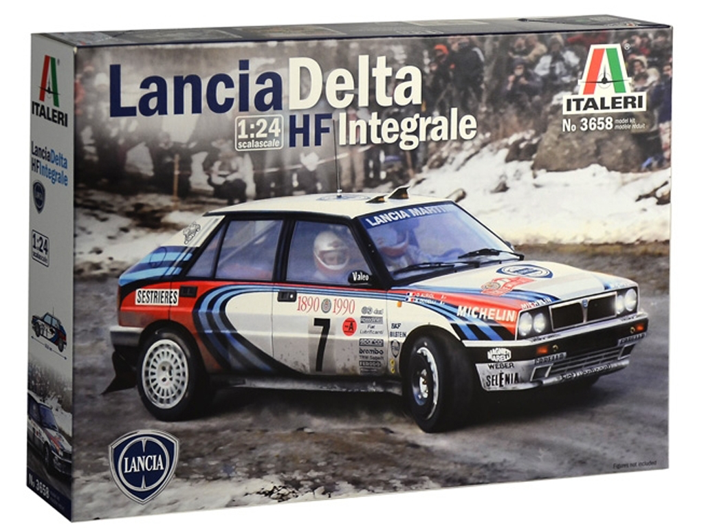 Lancia Delta HF Integrale  (Vista 1)