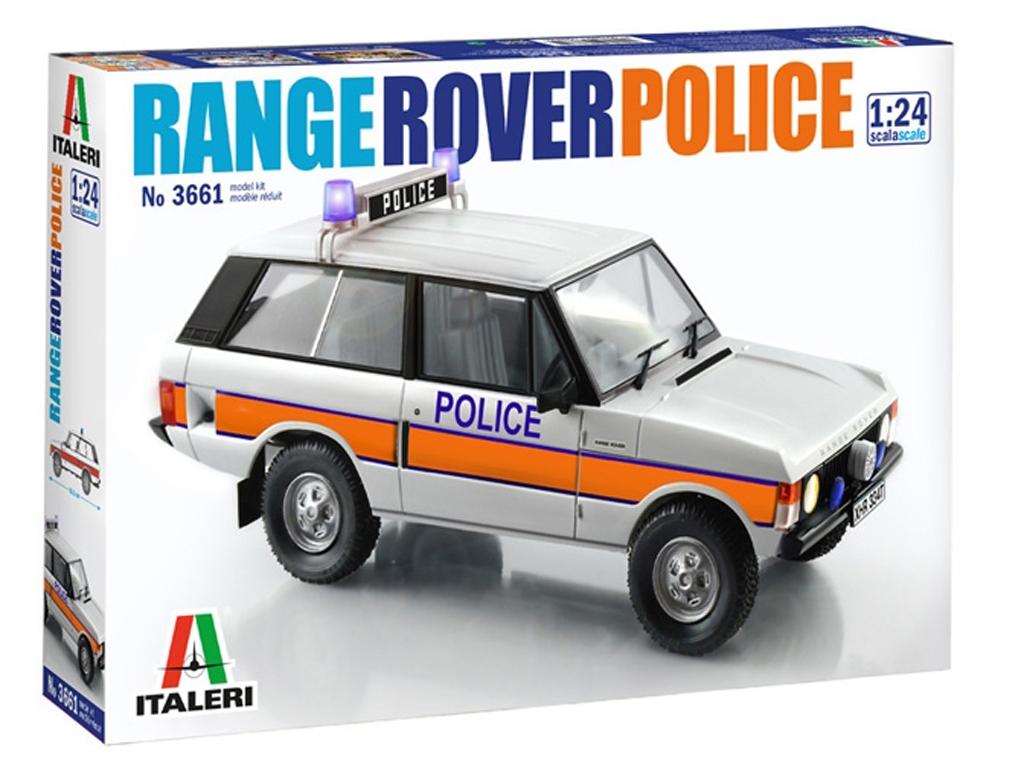 Police Range Rover  (Vista 1)