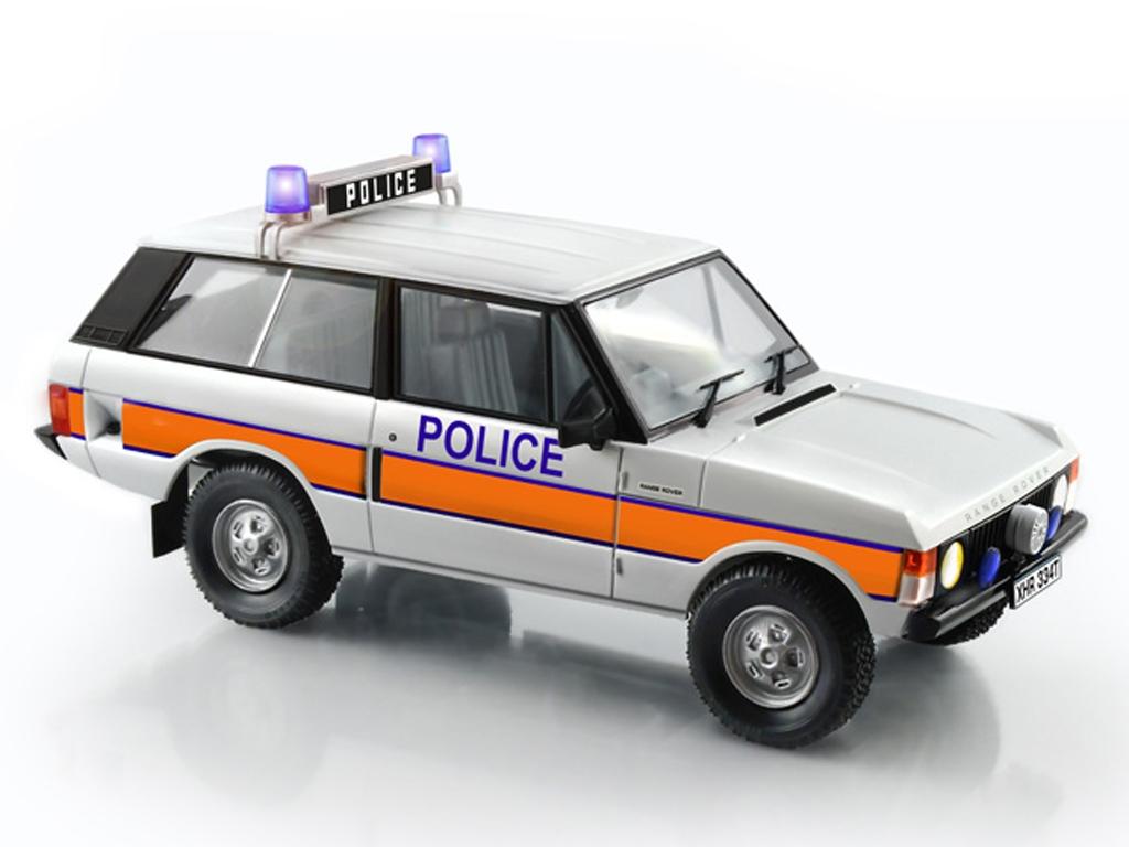 Police Range Rover  (Vista 2)