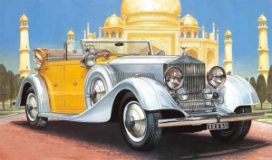Rolls Royce Phantom II  (Vista 1)